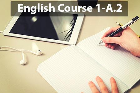 English Course 1-A.2